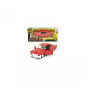 Инерционная машинка  Toys Драйв Collection, 1:34 (красная) Yako