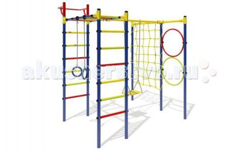 Детский спортивный комплекс 15 Маугли