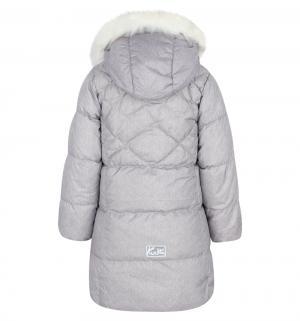 Куртка  Lara, цвет: серый Kuutti