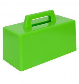 Игрушка  для формирования кирпичей из снега, цвет: зеленый Тилибом