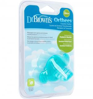 Прорезыватель Dr.Browns Orthees Dr.Brown's