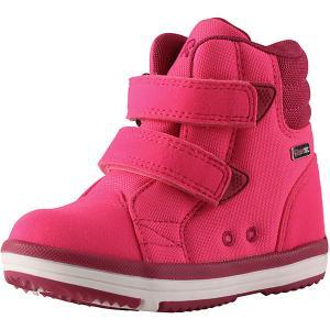 Ботинки  Patter Wash Reima. Цвет: розовый
