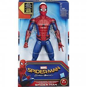 Электронная фигурка Титан, Человек-паук, Hasbro