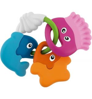 Погремушка  Морские животные Chicco