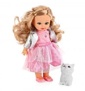 Кукла  Мой милый пушистик Элиза и котенок 26 см Mary Poppins