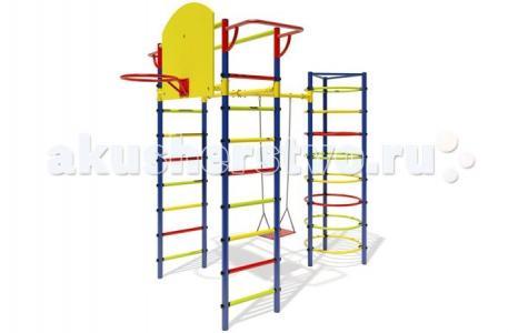 Детский спортивный комплекс 12 Маугли
