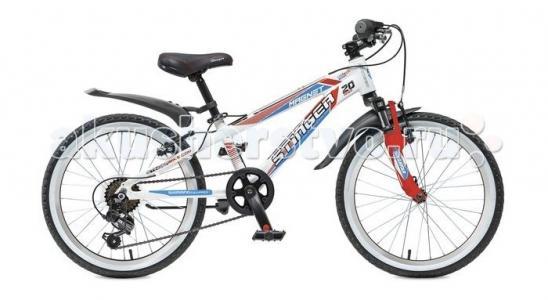 Велосипед двухколесный  Magnet 20 Stinger
