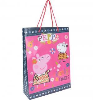 Подарочный пакет  Пеппа и Сьюзи, 35 х 25 9 см Peppa Pig