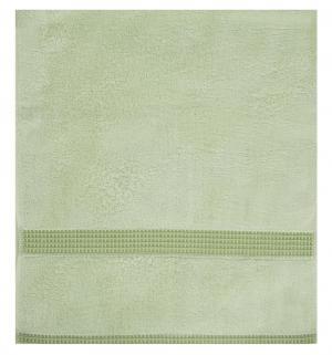 Полотенце Дуэт , цвет: зеленый bq