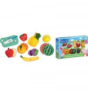 Игровой набор  Овощи и фрукты 10 предметов Peppa Pig