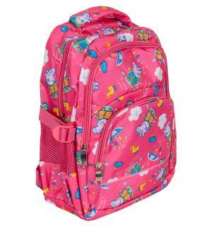Рюкзак  цвет: розовый Bony Kids