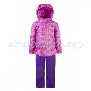 Комплект для девочки (куртка, полукомбинезон) GWG 5322 Gusti