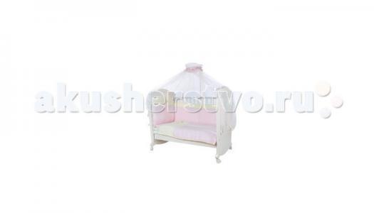 Комплект в кроватку  Пташки (6 предметов) Балу
