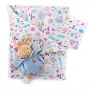 Комплект в колыбель  Девочки (4 предмета) Daisy