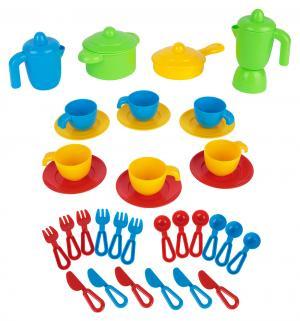 Набор детской посуды  на 6 персон Wader