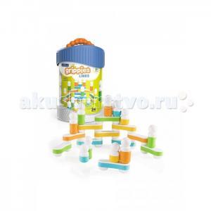 Конструктор  магнитный для малышей Better Builders Grippies Links 24 детали Guidecraft