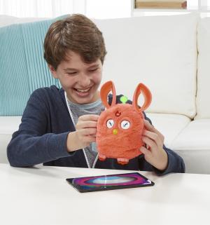 Интерактивная игрушка  Коннект Фёрби оранжевый Furby