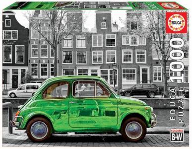Пазл Автомобиль в Амстердаме (1000 деталей) Educa