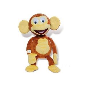 Интерактивная игрушка  Обезьянка Fufris IMC Toys. Цвет: коричневый