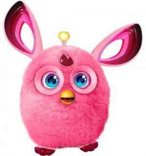 Интерактивная игрушка  Коннект розовый Furby