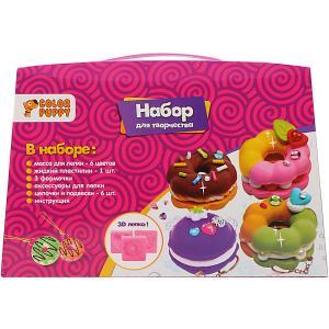 Масса для лепки  Пирожные Color Puppy. Цвет: разноцветный