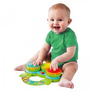 Музыкальная игрушка Bright Starts Барабаны Сафари Kids II