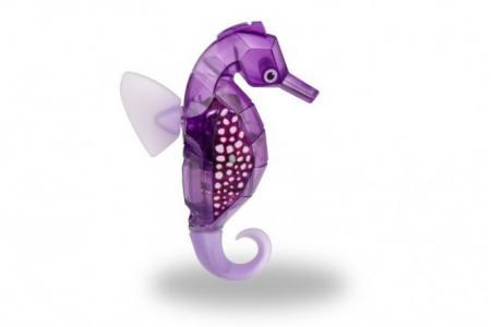 Интерактивная игрушка  Микроробот Морской конек HexBug