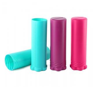 Пенал-тубус  для кистей пластик цвета в 21х6.5 см ассортименте Стамм