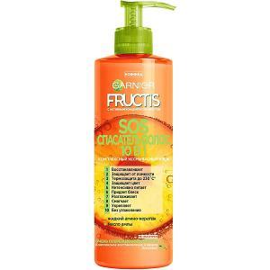 Комплексный несмываемый крем для волос  Fructis SOS 10 в 1, 400 мл Garnier
