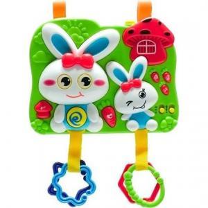 Мобиль  Rabbit 2 in 1 голубые ушки и одежда Fivestar Toys