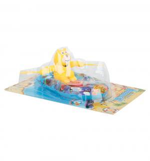 Игрушка для ванны  Лодка, цвет: желтый Игруша