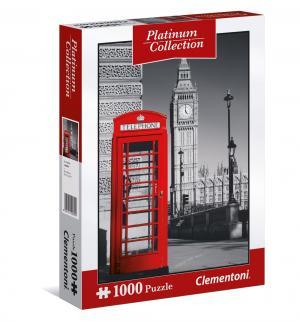 Пазл  Платиновая коллекция. Лондон 1000 элементов Clementoni