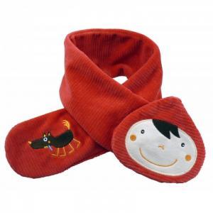 Шарфик Красная шапочка Ebulobo