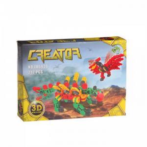 Конструктор  Toys Страйп Динозавры JH6920 (212 элементов) Dragon