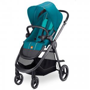 Прогулочная коляска  Beli Air 4 Capri, blue синий GB. Цвет: бирюзовый