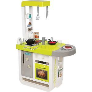 Электронная кухня  Cherry с аксессуарами, звук Smoby
