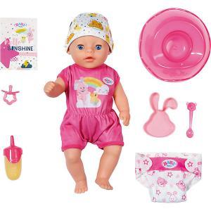 Интерактивная кукла  My Little Baby Born Нежное прикосновение Девочка, 36 см Zapf Creation