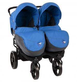Прогулочная коляска  P5370 ExspressDuo, цвет: синий Mobility One