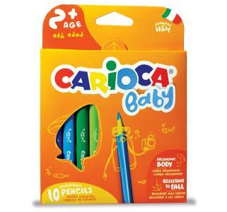 Набор карандашей  крупных Baby (2+) Carioca