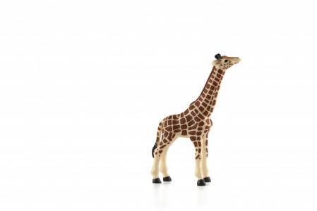 Фигурка-Детёныш жирафа L Mojo