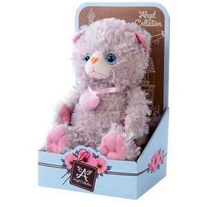 Мягкая игрушка  Киска Cat story Любимчик, 23 см Angel Collection