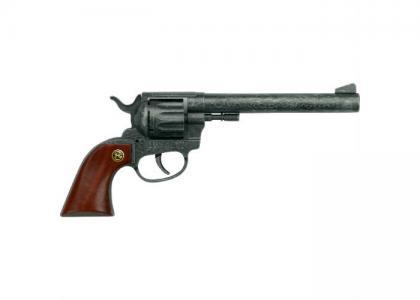 Игрушечное оружие Пистолет Buntline Revolver Schrodel