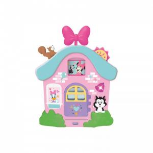 Развивающая игрушка  Интерактивный домик Минни Маус и друзья Kiddieland