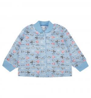Кофта , цвет: голубой Soni Kids
