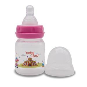 Бутылочка , 0-6 месяцев, 80 мл Babyland