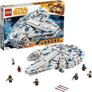Конструктор  Star Wars 75212: Сокол тысячелетия на Дуге Кесселя LEGO