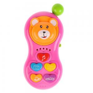 , Игрушка музыкальная Телефон, 18*12*5СМ Tongde