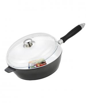 Сковорода с крышкой, 26 см Vitesse