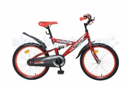 Велосипед двухколесный  Junior Racer ВН20126 20 TopGear