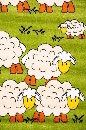 Ковер Night Flash  с рисунком овечки, размер 117х170 Sai Carpets